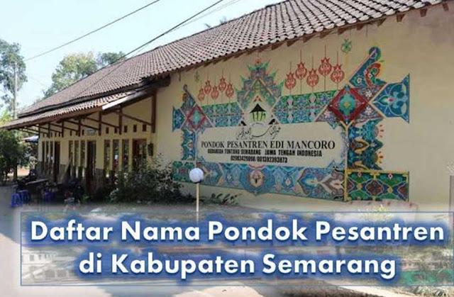 Pesantren di Semarang