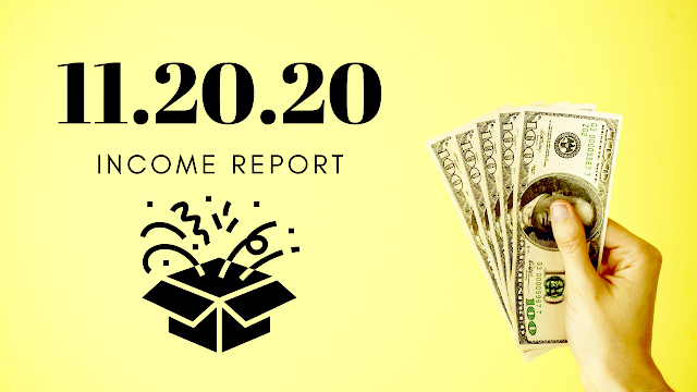 Thumbnail of Income Report for November 2020 | Divi Monopoly