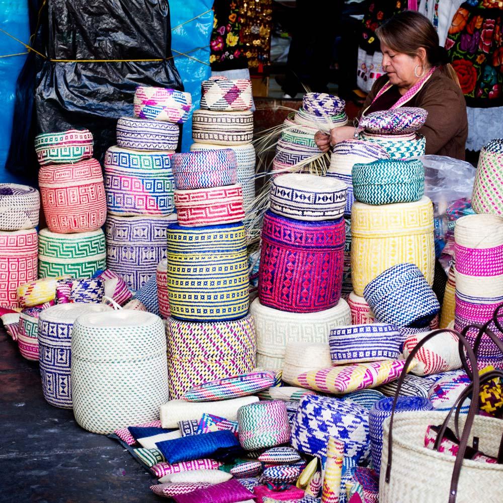 Mercado de Artesanías Oaxaca