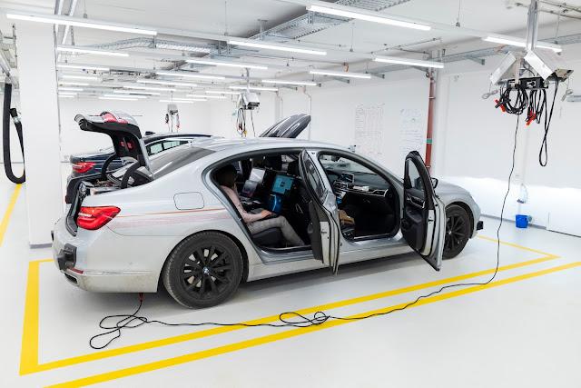 BMW Group estreia Campus de Direção Autônoma