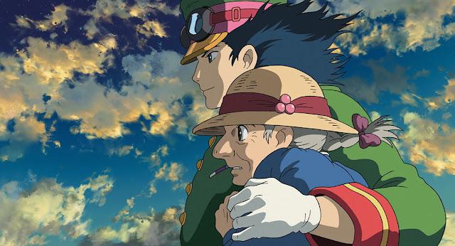 La película de animación de Studio Ghibli El Castillo Ambulante