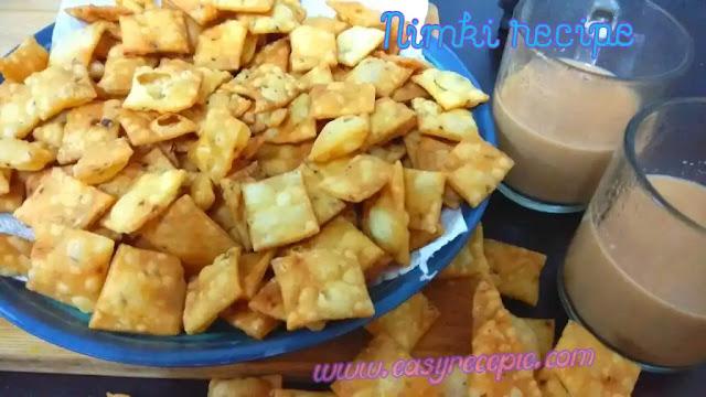 Nimki recipe a delicious every time snacks make at home