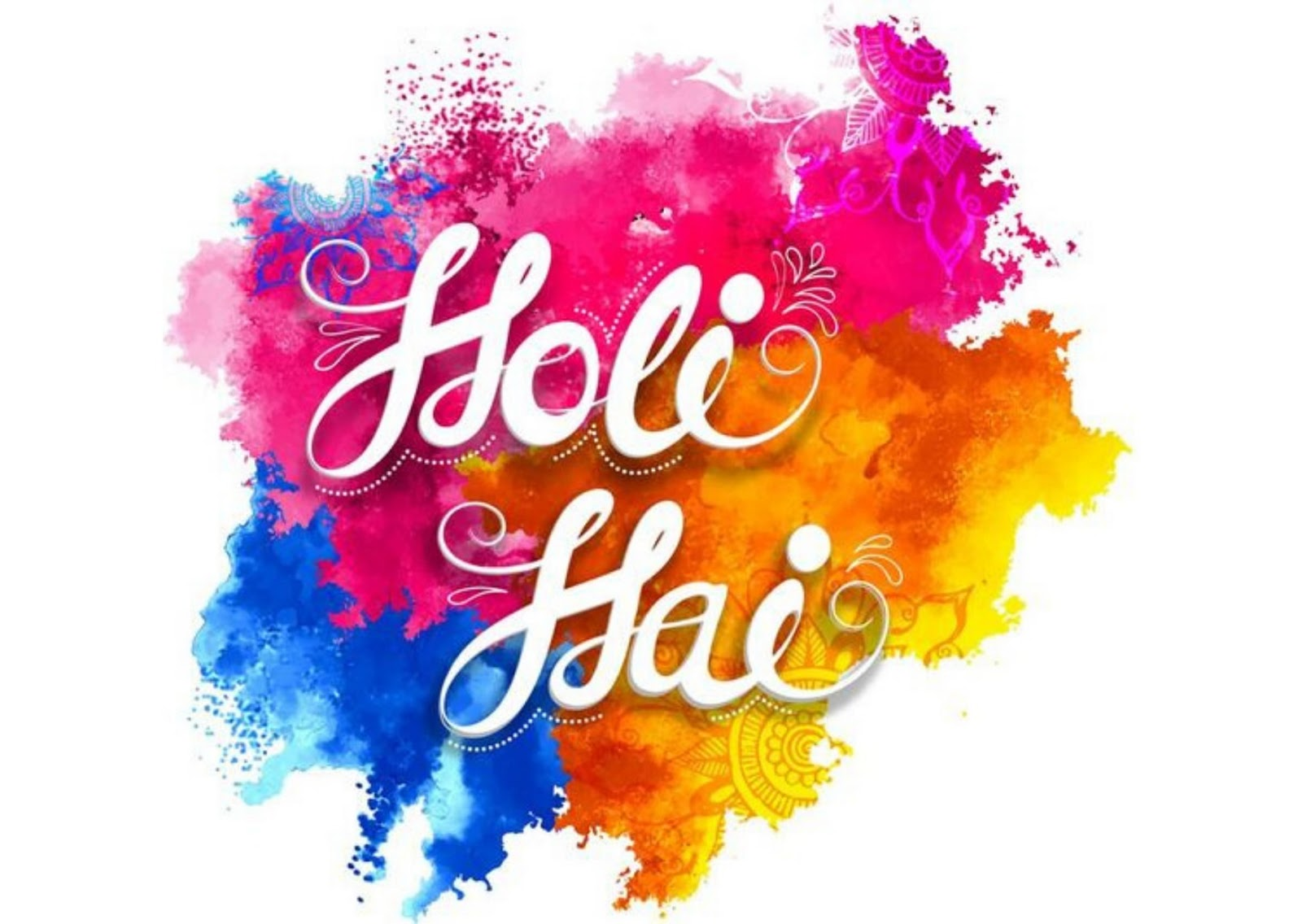 Ecards For Holi