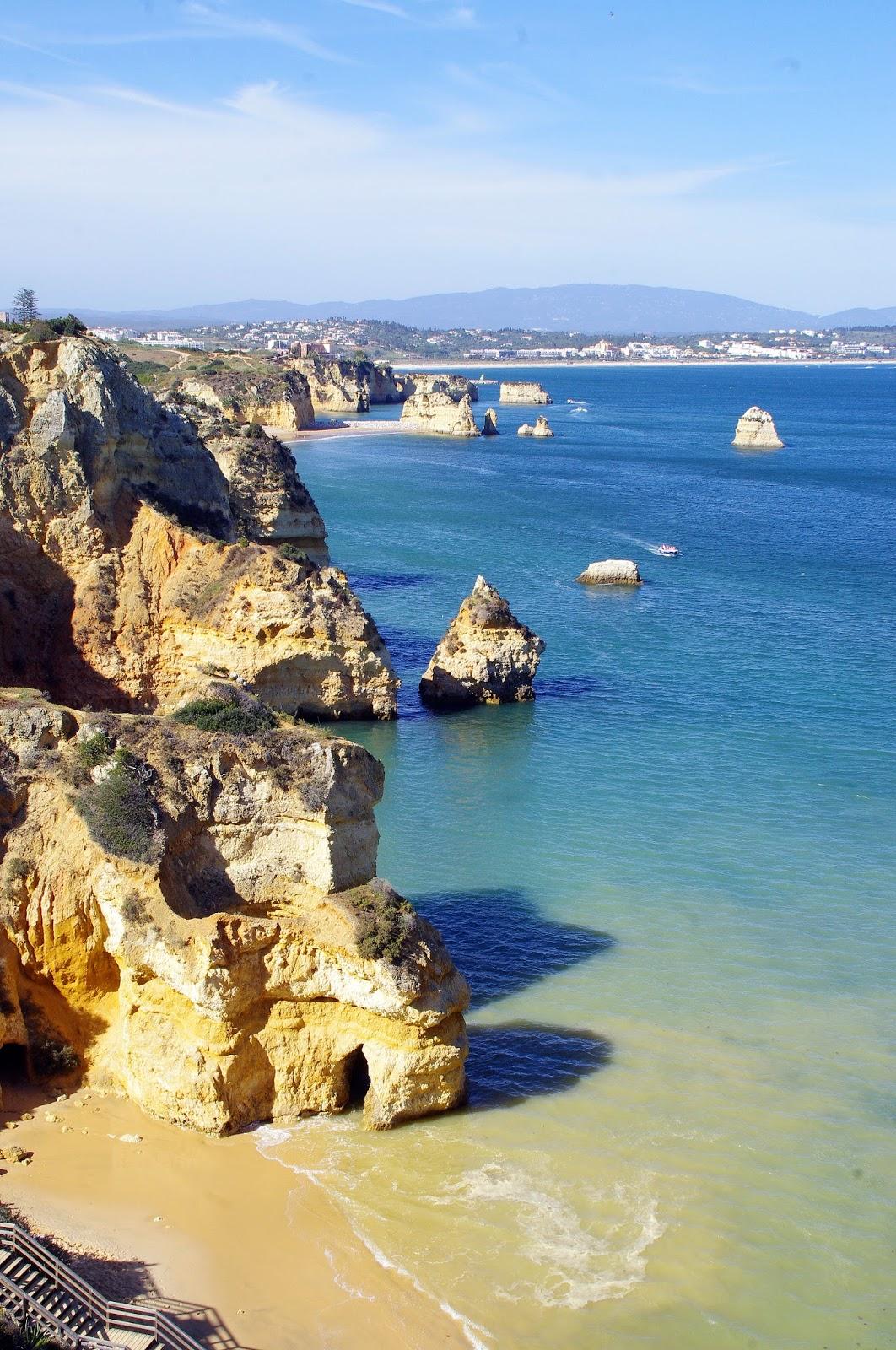 Lagos Beaches Algarve