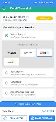 rekening bank bni
