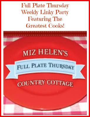 Full Plate Thursday,9-18-14 at Miz Helen's Country Cottage
