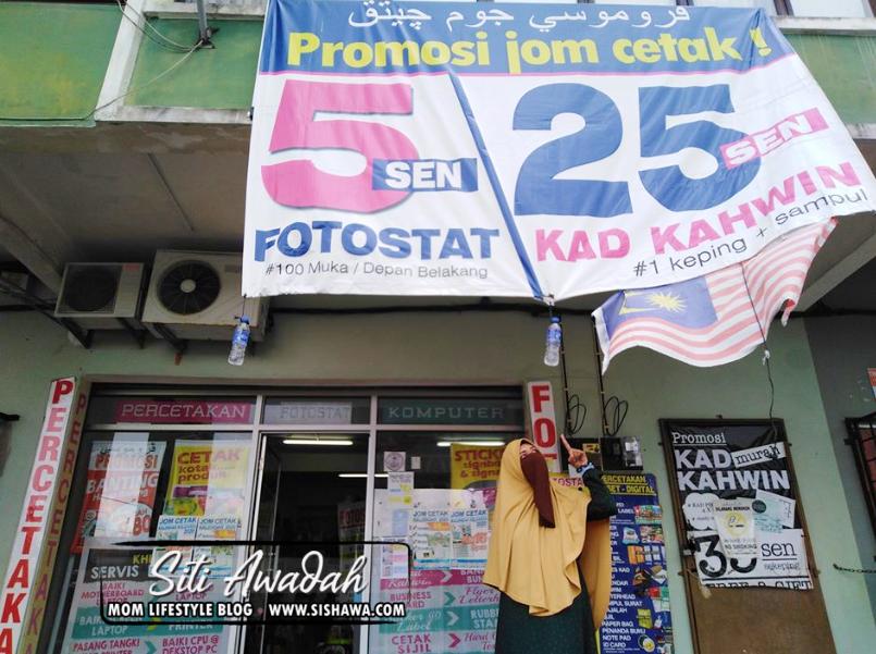 Cetak Borong Syurga Tempahan Kad Kahwin Murah Untuk Kelantan Dan