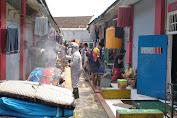 Belasan Napi Terkonfirmasi Positif Covid-19, PMI Hujani Disinfektan Di Lapas Jember Pasca