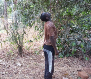 Photo: 40-yr-old man commits suicide in Enugu State