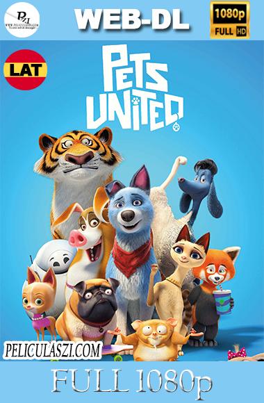 Mascotas Unidas (2020) Full HD NF WEB-DL 1080p Dual-Latino