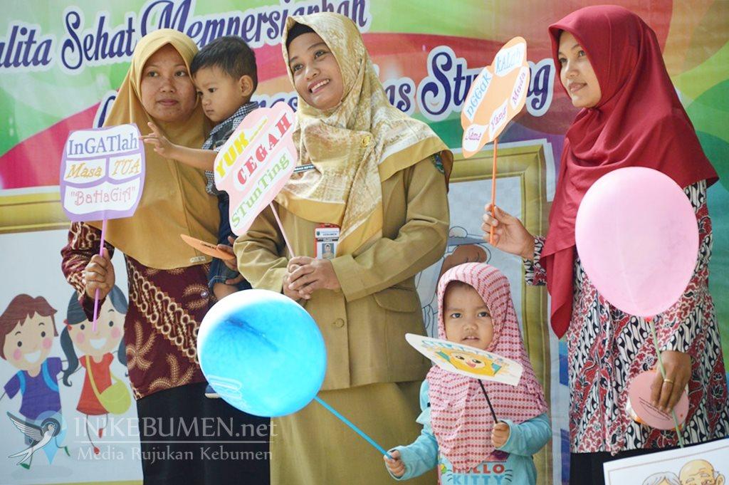 Sambut Hari Jadi ke-390, Dinkes Kebumen Gelar Lomba Balita Sehat dan Senam Lansia