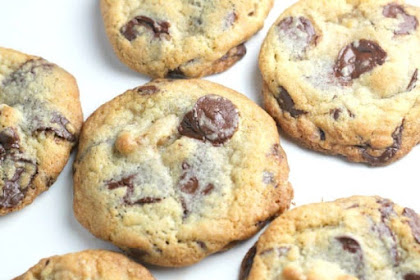 OMG Soft Batch Chocolate Chip Cookies! Pure Nirvana