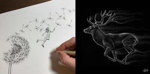 00-Steve-Habersang-Ink-Drawings-www-designstack-co