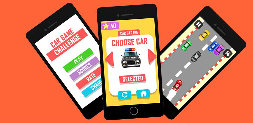 Car Game Challeng: FREE