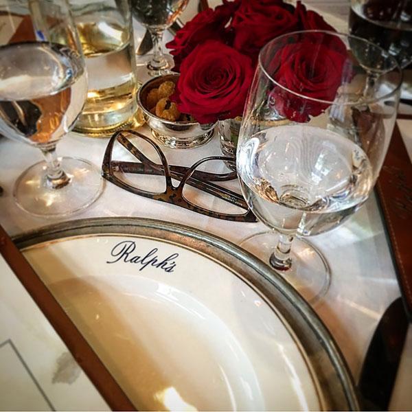 Fashion: The 50th Anniversary of Ralph Lauren