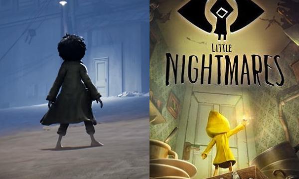 Differences in Little Nightmares II vs Little Nightmares
