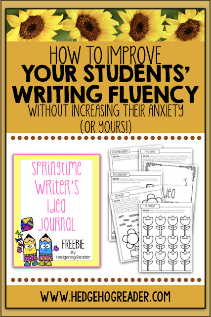 Hedgehog Reader offers tips on how to prepare students to write quickly and well, without increasing their anxiety.