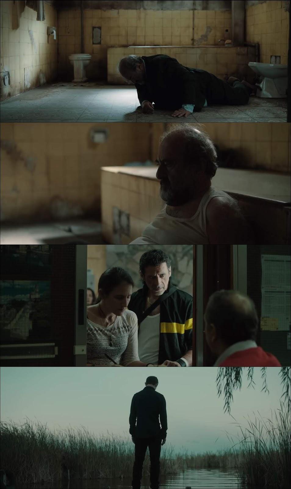 El Silencio del Pantano (2019) HD 720p Castellano