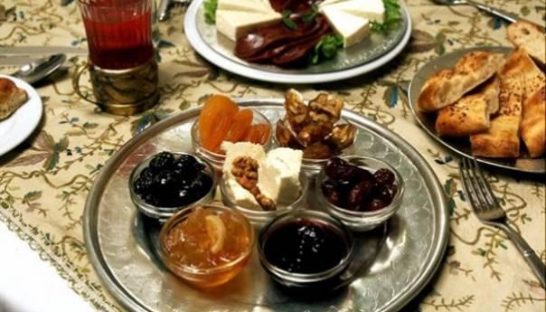 Ovu hranu je najbolje spremati za iftar i sehur