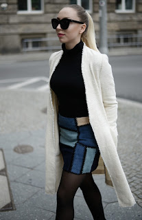 Patchwork Skirt OOTD