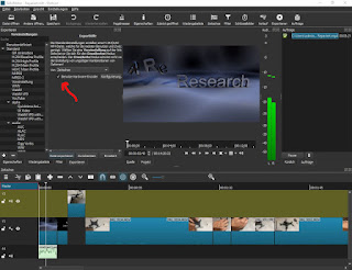 My prefered video editor