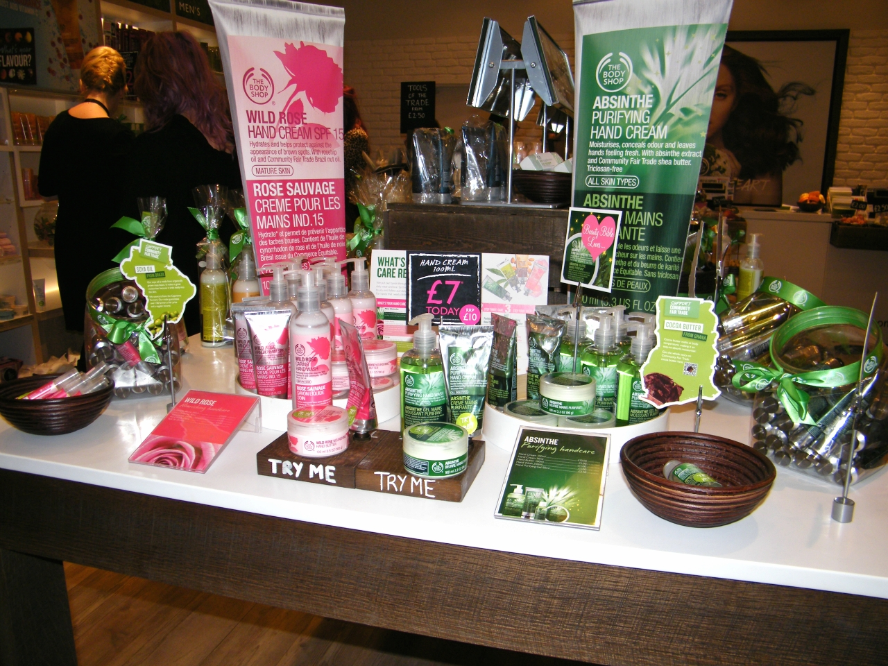The Body Shop Newcastle