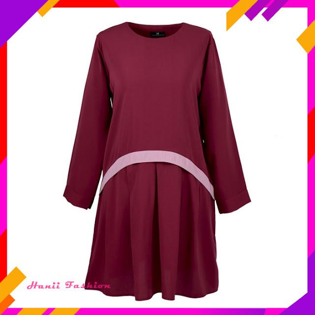 Baju Atasan Wanita Naurah Tunik Size XL Fashion Wanita | Tunik Murah