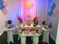 Decoração de festa infantil Princesas Disney Porto Alegre