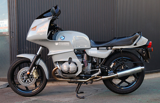 Racing Cafè: BMW R100 RS Special #7 by Ritmo Sereno