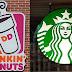 Dunkin Donuts Akan Tutup 450 Gerai, Starbucks Tutup 400 Gerai