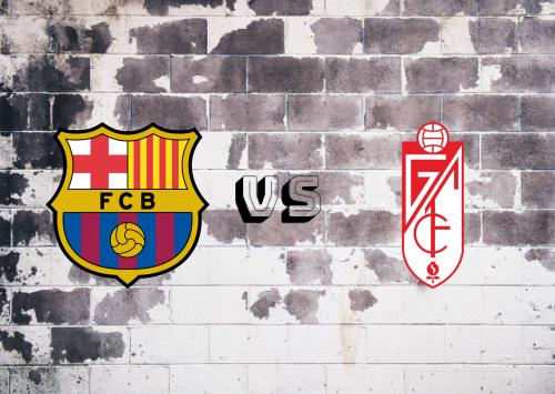 Barcelona vs Granada  Resumen y Partido Completo