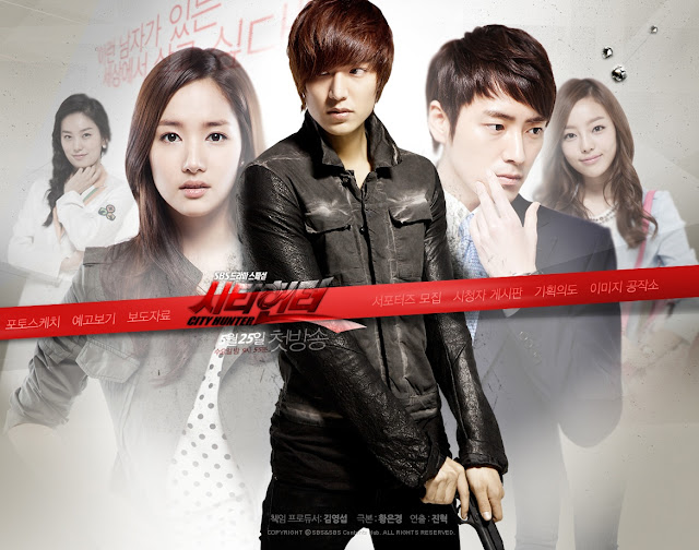City Hunter Sub Indo