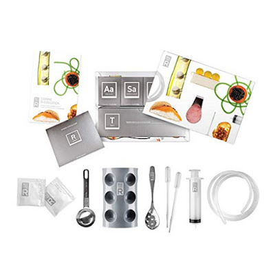 Molecule-R – Molecular Gastronomy Starter Kit