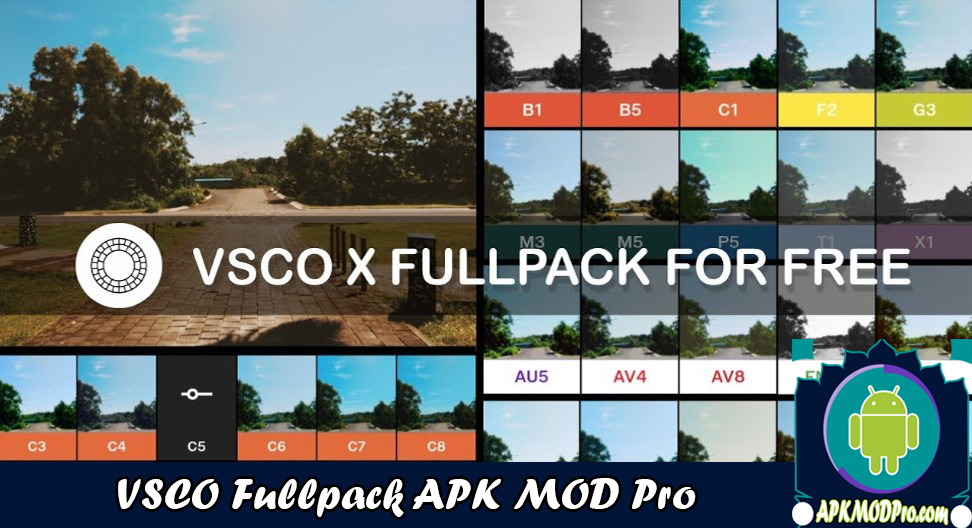 VSCO Full Pack v143 (MOD APK Unlocked, All Filters) Terbaru 2020