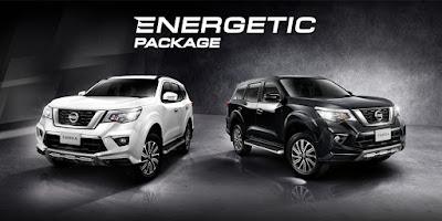 Nissan เผยโฉม Nissan Terra และ Nissan Note รุ่นปี 2020  เพิ่มความสะดวกสบายพร้อมชุดแต่งดีไซน์โดดเด่น เสริมความคุ้มค่าให้กับลูกค้า
