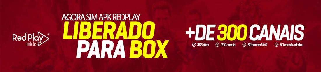 Lançamento! RedPlay Mobile