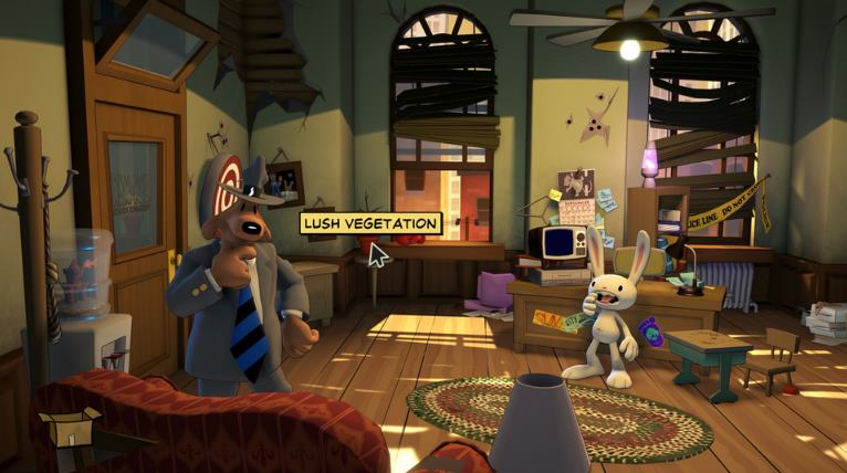 Sam and Max Save the World Remastered PC Español