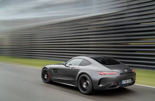 2018 Mercedes-AMG GT C Coupe Roadster Release Date