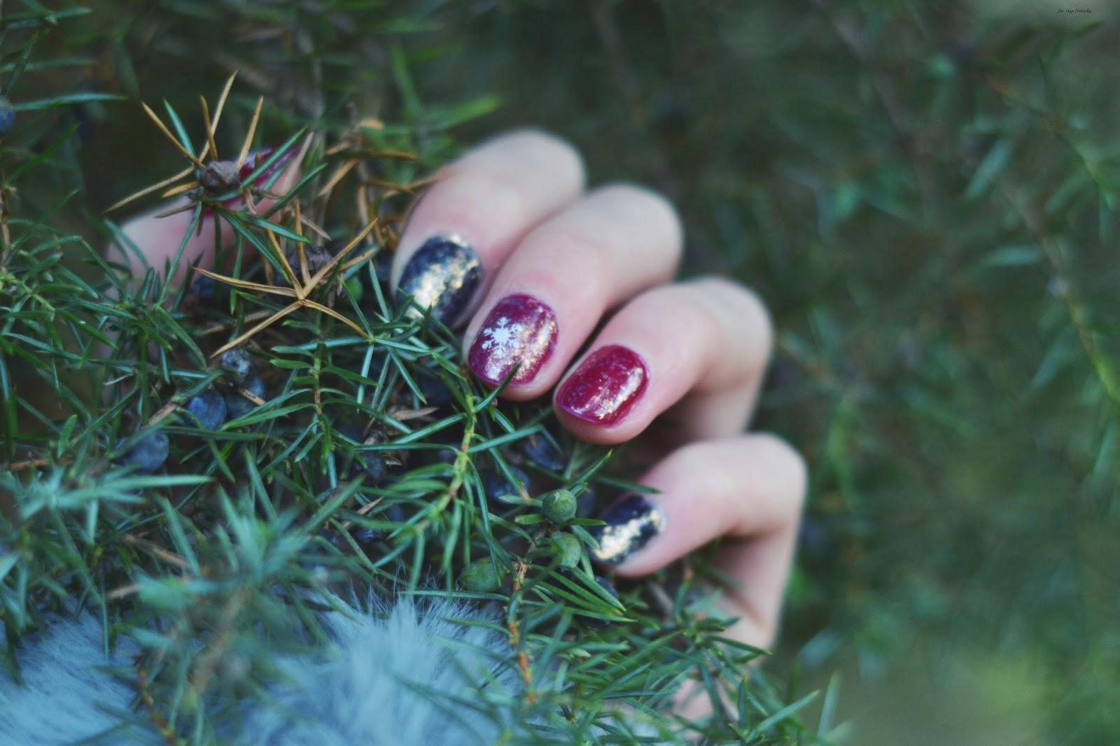 vasco nails deep black