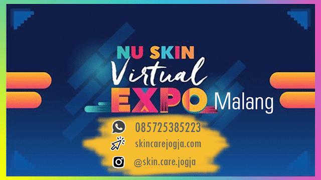 Promo Nu Skin Virtual Expo Malang Oktober 2020