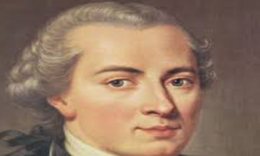 Pemikiran Immanuel Kant