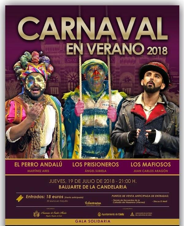 Recordemos...el 19 de Julio Carnaval de Verano en Cádiz