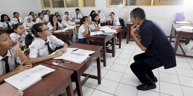 Informasi Status GTT yang Diangkat Oleh Kepala Sekolah
