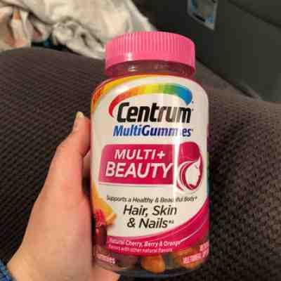 حبوب سنتروم لتطويل الشعر