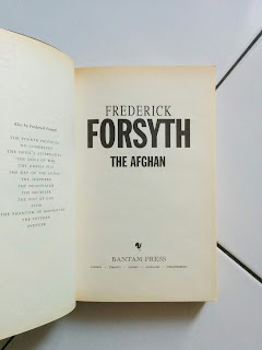 The Afghan (The New International Bestseller) by Frederick Forsyth