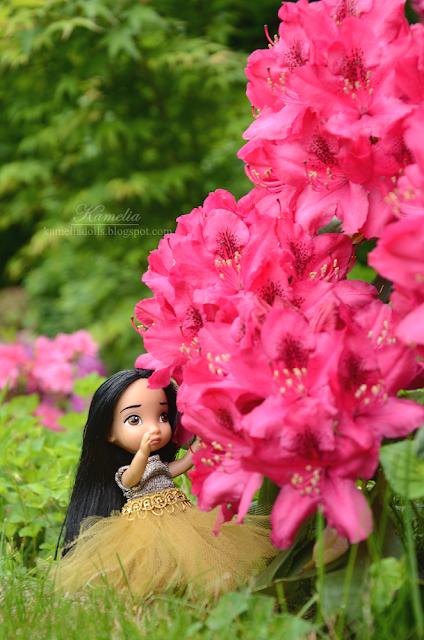 Disney Store Mini Pocahontas