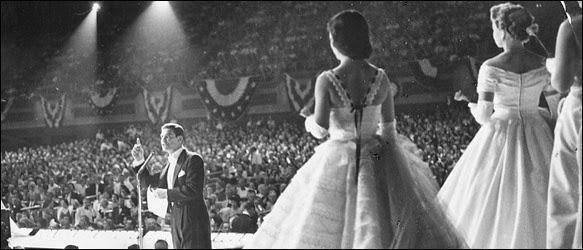 Miss America Bert Parks 1950s