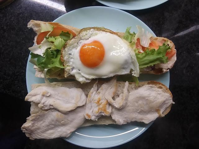 Chivito de pollo