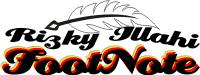 FootNote | Blog Kang Rizky | Rizky Illahi