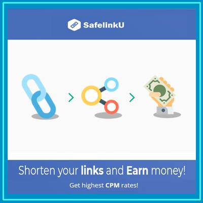 SafelinKu Shortener URL